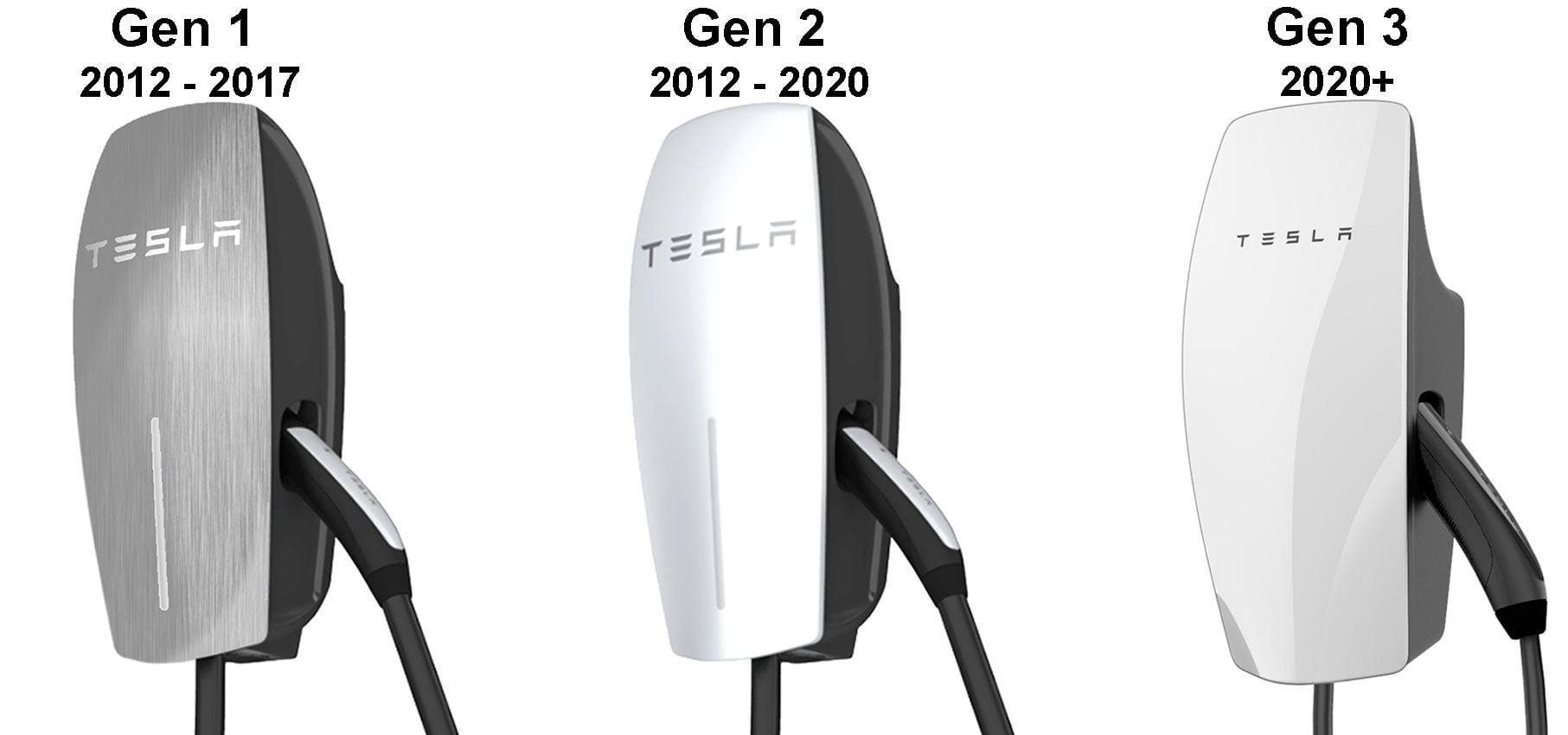 Tesla-Wall-Connectors