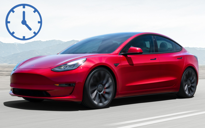 how-long-to-charge-a-tesla-model-3