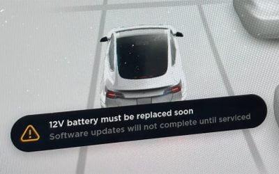 Understanding Tesla 12V Battery
