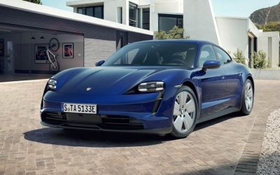 Best Home Chargers for Porsche Taycan