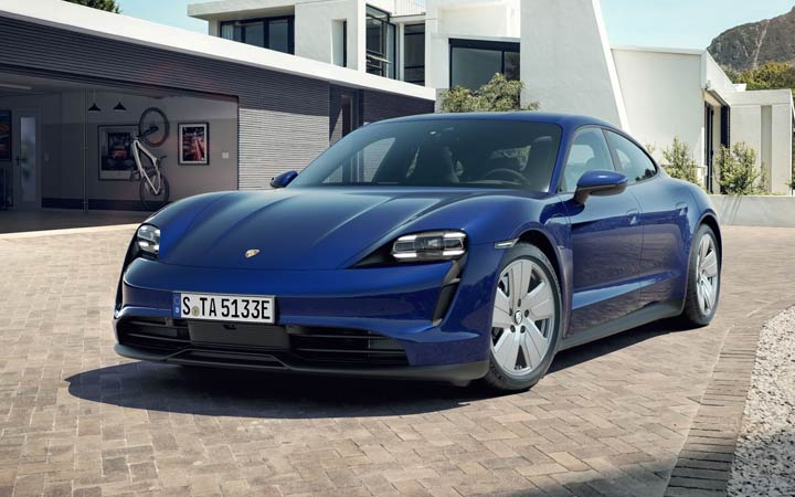 best-home-chargers-for-porsche-taycan