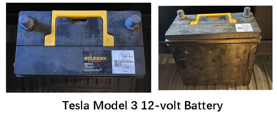 tesla-model-3-12-volt-battery