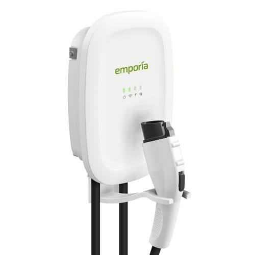 emporia smart ev charger